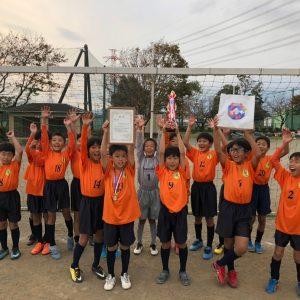 U11 ペアーズ戸田サッカークラブ 招待大会2018