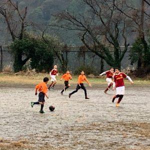 U-11 岡本SC交流試合