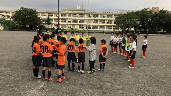 U-9 八幡SC・寒川旭SC TRM