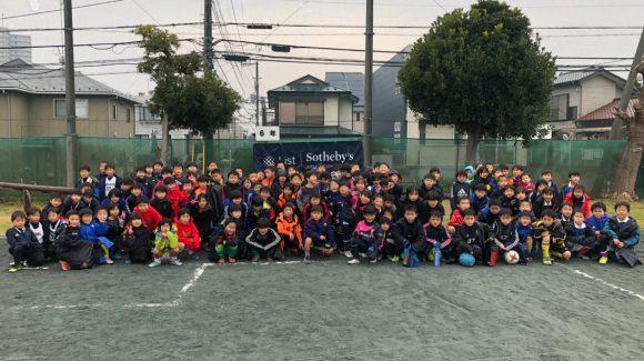 U-8 第7回リスト杯争奪 FC六会湘南台2年生大会