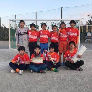 U-12 石川招待試合