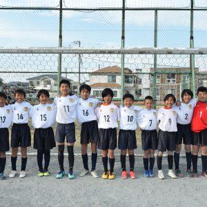 浜見平ジュニアサッカークラブ U-12卒部記念大会