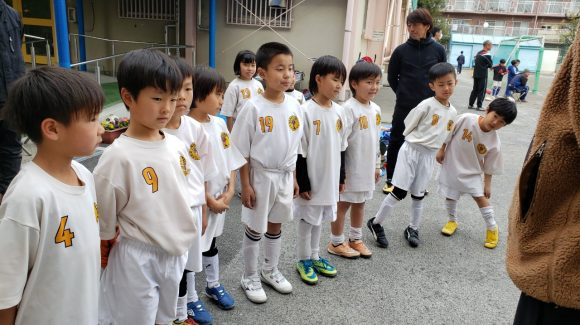 U-7 大豆戸FC招待杯