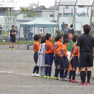 U-9 茅ヶ崎市リーグ戦 第5節