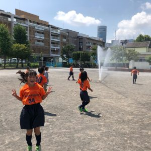 U-9 大豆戸FC・CA横浜セレーラ TRM