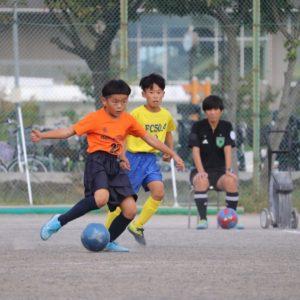 U-9 茅ヶ崎市リーグ戦 第11節