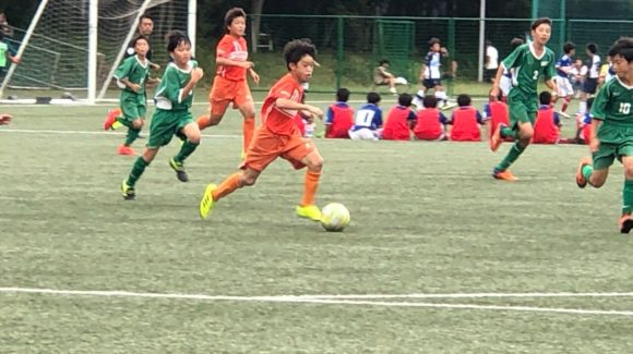 U-12 サッカーリーグ 2019 湘南地区 後期Gブロック