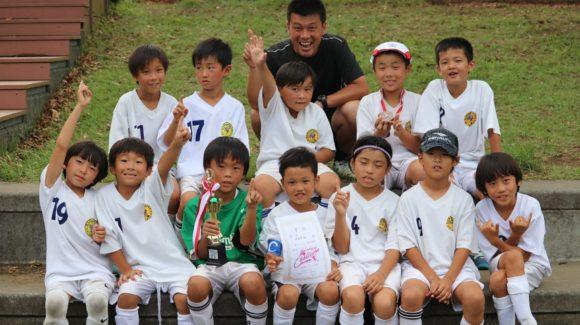 U-8 湘南チャレンジ SAGAWA CUP