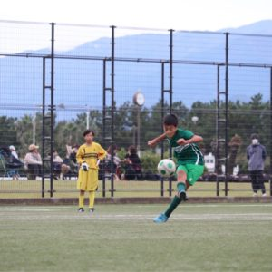 U-12 茅ヶ崎市Aリーグ(順位決定リーグ)第1.2節