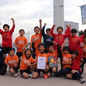 U-9 TRM → 茅ヶ崎市決勝リーグ