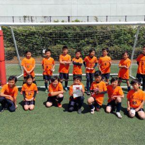 U-10 チャンピオンシップ予選大会