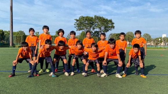 U-11 プレミアリーグ初参戦 → 茅ヶ崎リーグ